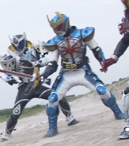 Kamen Rider Ixa (A.R. World)