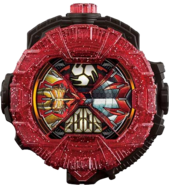 KRZiO-Armed Hibiki Ridewatch (Inactive)
