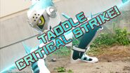 Taddle Critical Strike Kick (Prelude)