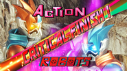 Action Robots Critical Finish (Gun) (Prelude)