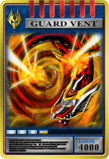 KRRy-Guard Vent Card (Ryuki Survive)