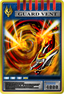 KRRy-Guard Vent Card (Ryuki Survive)