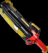KRBu-Fullbottle Buster (Buster Blade Mode)