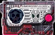 KR01-Kamen Riding Decade Progrisekey