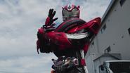 Kamen Rider Drive in Heisei Generations Forever