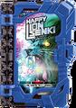 KRSa-Happy Lion Senki Wonder Ride Book