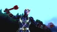 Kamen Rider Hibiki intro in Battride War Genesis