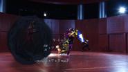Vortex Finish (OctopusLight) & Lock Mega Slash Step 4