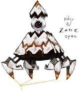 Zone Dopant (Opened) concept art