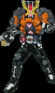Kamen Rider Geiz Revive Goretsu in City Wars