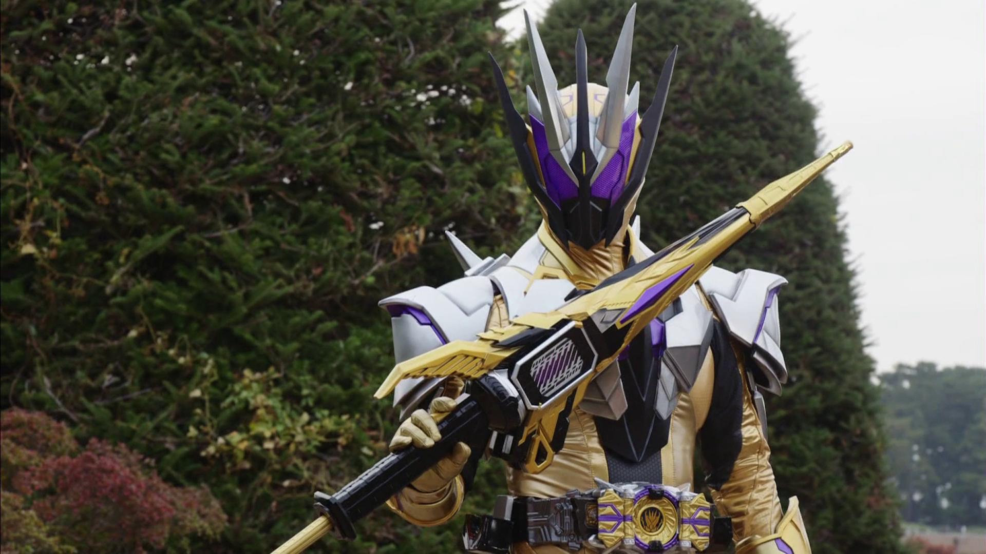 I am the Only President and Kamen Rider