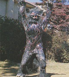 Black Cat Beastman