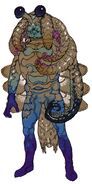 Anomalocaris Dopant concept art