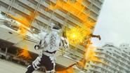 GKS Gun attack