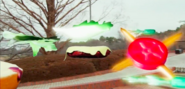 KREA-Burgermon Projectiles