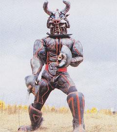 Bull Man Minotaur