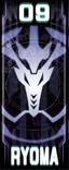 KRGh-Ryoma Ghost Eyecon (Top Sticker)