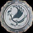 KRWi-Garuda Wizard Ring (White)