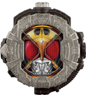 KRZiO-Kuuga Ultimate Form Ridewatch