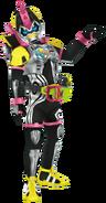 Kamen Rider Lazer in City Wars