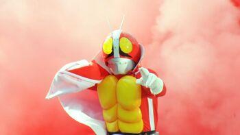 Aka-Rider