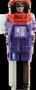 KREA-God Maximum Mighty X Gashat (Front View)