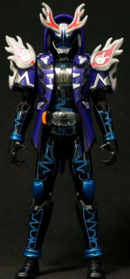 Deep Specter Damashii