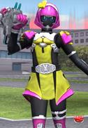 Kamen Rider Poppy in Ganbarizing