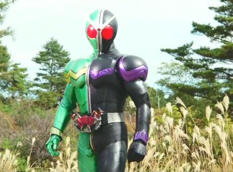 Kamen Rider Bujin Double