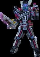 Kamen Rider Zi-O Decade Armor in City Wars