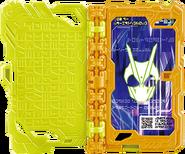 KRSa-01 AI Kaihatsuroku Wonder Ride Book (Story Page)