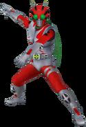 Kamen Rider ZX in City Wars