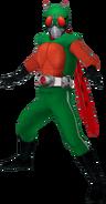 Kamen Rider Skyrider in City Wars