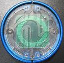 Shadow moon medal