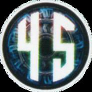 KRGh-Showa Rider 45 Ghost Eyecon (Startup Time)