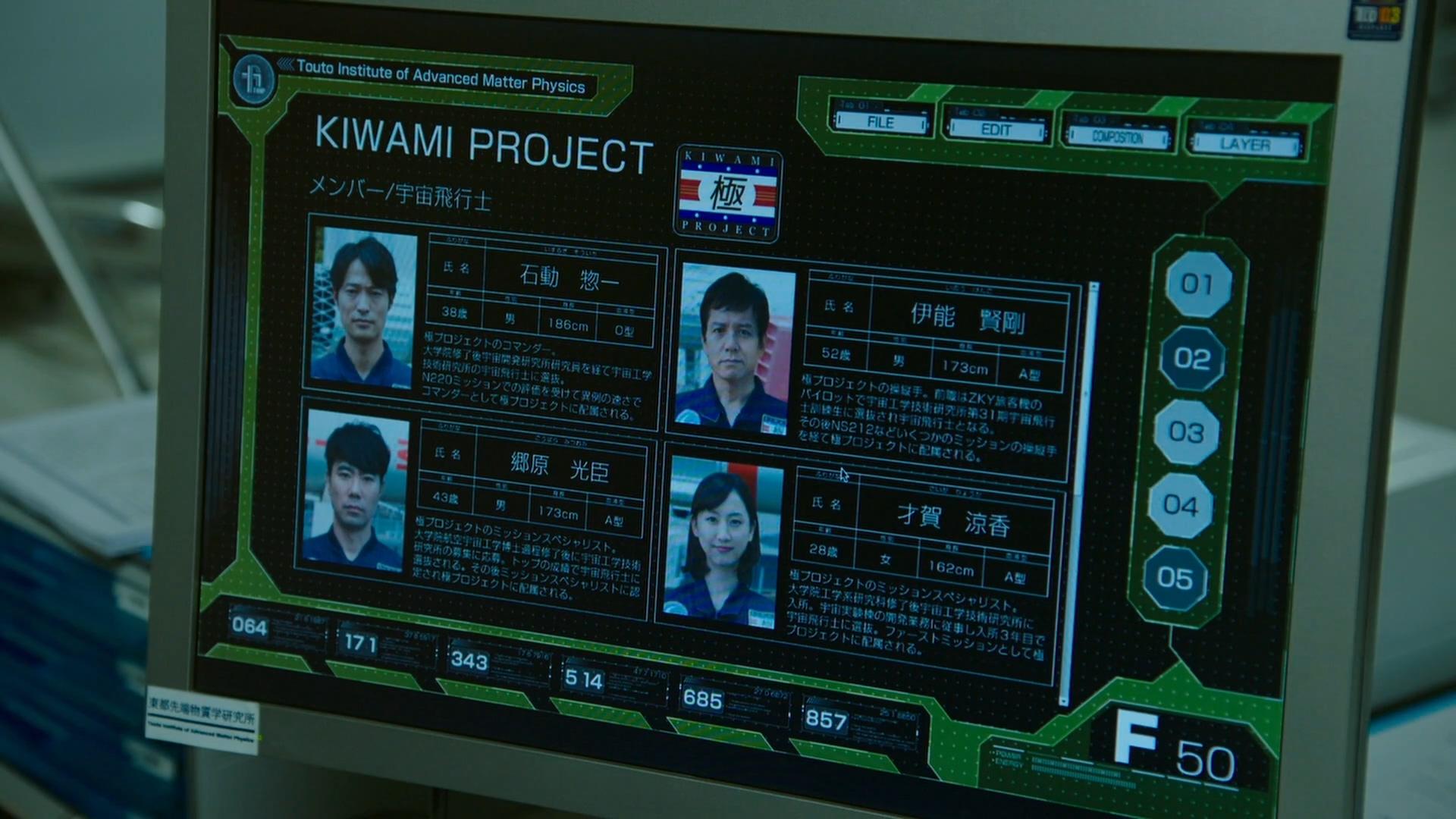 Kiwami Project