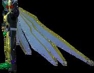 Kamen Rider W CycloneJoker GoldXtreme in City Wars