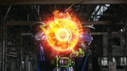 Noko Setsuzan + Burning Sun Explosion Step 2