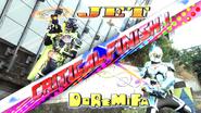 DoReMiFa Jet Critical Finish (Prelude)