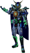 Kamen Rider Woz Ginga in City Wars