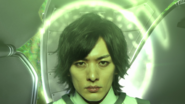 Takatora in Melon Energy Armor Part