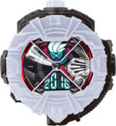 Genm Zombie Ridewatch Transparent Inactive
