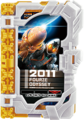KRSa-2011 Fourze Odyssey Wonder Ride Book