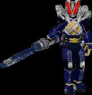 Kamen Rider New Den-O in City Wars