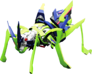 KR01-Shining Assault Hopper Rider Model