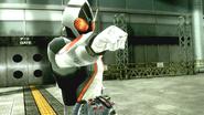 Kamen Rider Fourze intro in Battride War Genesis
