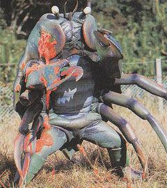 Crab Beastman<br>Crab Kikkaijin