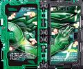 KRSa-Happy Sarutobi Ninjaden Wonder Ride Book (Transformation Page)
