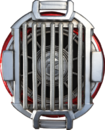 KRDr-Justice Cage with Justice Hunter Tire
