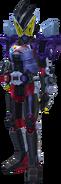 Kamen Rider Geiz Genm Armor in City Wars